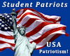 Student Patriots at USA Patriotism!