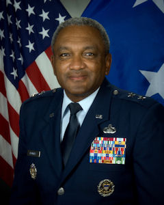 U.S Air Force Maj. Gen. Al Flowers