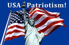"USA Patriotism! ... ""Showcasing Love and Pride of America"""